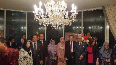 Photo of السفارة المصرية في ماليزيا تحتفل بذكرى ثورة 23 يوليو