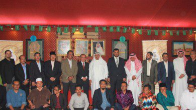 Photo of الملحقية الدينية بسفارة المملكة العربية السعودية تقيم حفل توديع ضيوف خادم الحرمين الشريفين