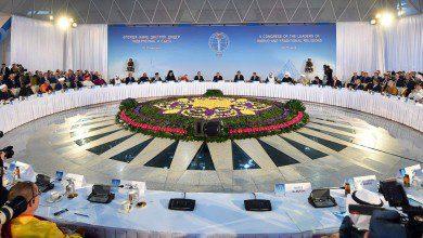 Photo of أستانا  تحتضن منتدى حوار الأديان في 10 أكتوبر السلام العالمي والأديان والعولمة والإرهاب أهم القضايا