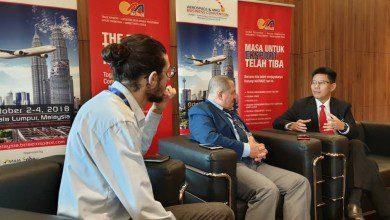 Photo of حوار خاص لمجلة أسواق مع الدكتور محمد شهرين مدروس الرئيس التنفيذي لمؤسسة تطوير التجارة الخارجية في ماليزيا MATRADE