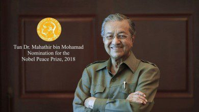 Photo of إطلاق حملة لترشيح مهاتير محمد لجائزة نوبل للسلام