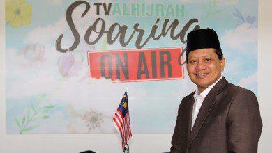 """صورة الرئيس التنفيذي لفضائية الهجرة الماليزية في حوار خاص مع """"أسواق"""": """"نتطلع لتقديم رسالة الإسلام الصحيحة ونشر القيم والأخلاق الإسلامية"""""""
