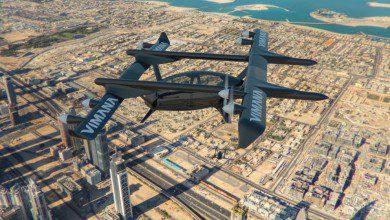 """Photo of معرض مدن المستقبل في دبي يزاوج بين """"البلوك تشين"""" و """"التاكسي الطائر"""""""