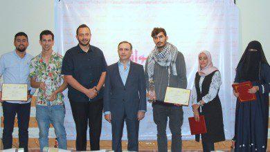 """Photo of تقديم جوائز مسابقة """"مواهب عربية"""" بحضور السفير اللبناني"""