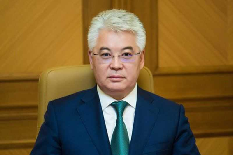 Photo of أول حوار لوزير الخارجية الكازاخي الجديد