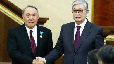 "Photo of نزارباييف يدعم ترشيخ ""توكاييف"" لمنصب رئيس كازاخستان"