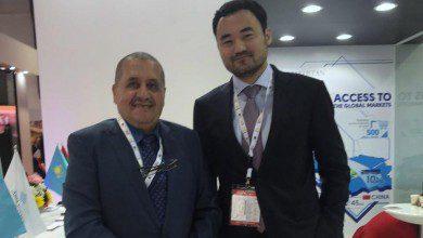 """Photo of نائب رئيس """"كازاخ إنفست"""" بمعرض الاستثمار بدبي… 21 مشروعًا استثمارياً بين الإمارات وكازاخستان"""