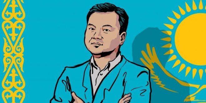 """""""راون كينزيخانولي"""" مبدع  نشر اللغة الكازاخية على موقع """"ويكيبيديا"""""""