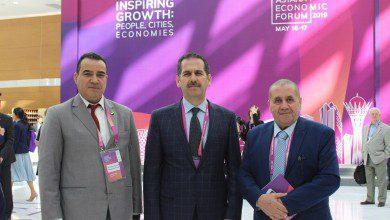 Photo of السفير الأردني في كازاخستان: علاقاتنا ممتازة ومنتدى أستانا فرص استثمارية وتنموية