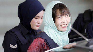 Photo of ماليزيا تطلق سراح المتهمة الثانية في مقتل كيم جونغ نام