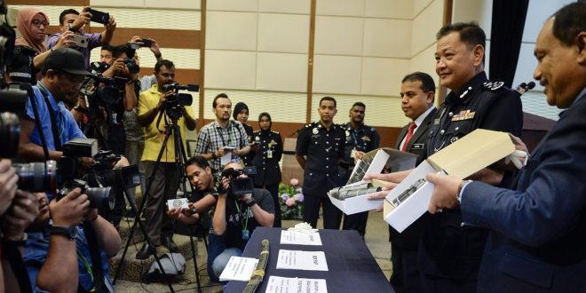 ماليزيا توقف مجموعة إرهابية تخطط لاغتيالات وتفجيرات في كوالالمبور