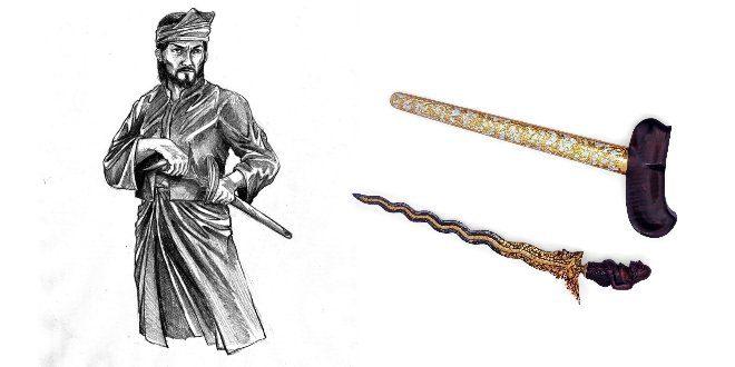 "Photo of ""كيريس"" الخنجر الأسطوري… السلاح التقليدي لقومية الملايو"