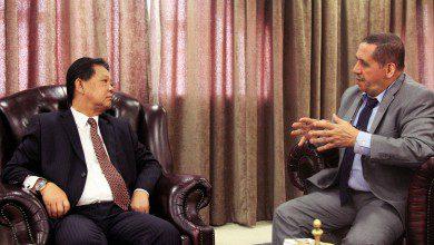 """صورة وزير السياحة الماليزي في حديث خاص لمجلة """"أسواق"""""""