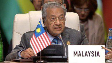 Photo of مهاتير محمد: ماليزيا ستفتتح سفارة معتمدة لدى فلسطين