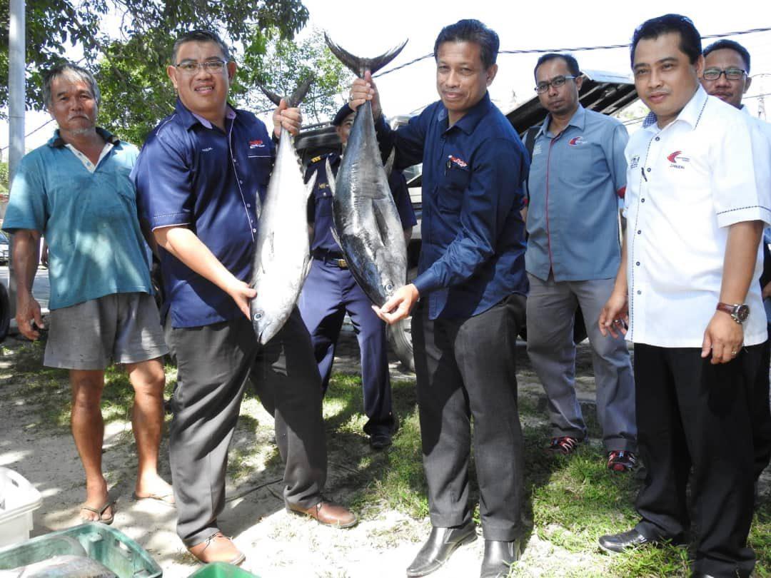 """700 مليون رنجت ماليزي سنويًا قدرة """"لابوان"""" من صناعة التونة"""