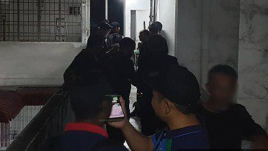 Photo of العثور على قنبلتين وذخيرة في غارة أمنية على شقة في بينانج