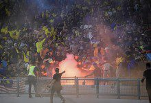 Photo of شغب واحتجاز 41 شخصًا عقب مباراة ماليزيا وإندونيسيا