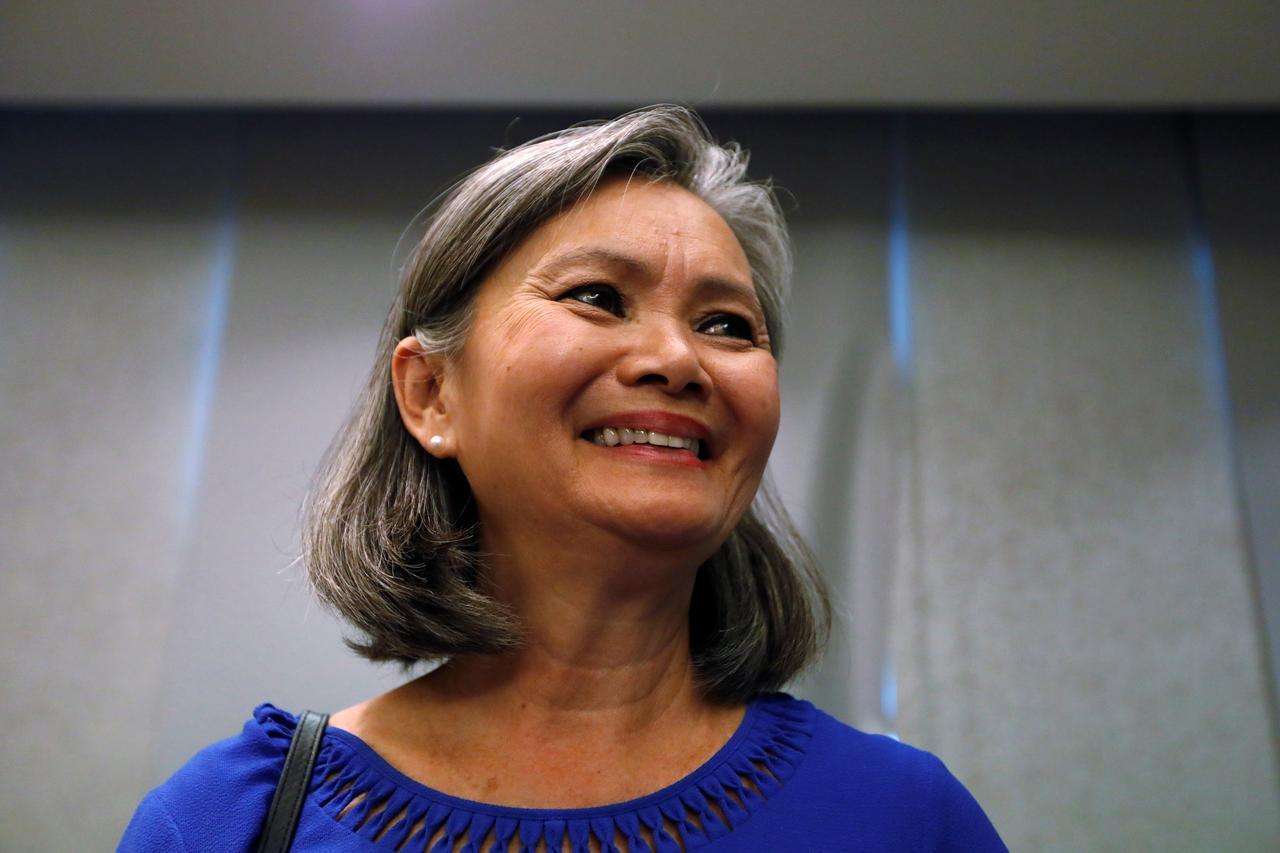 زعيمة المعارضة الكمبودية معلّقة بمطار كوالالمبور