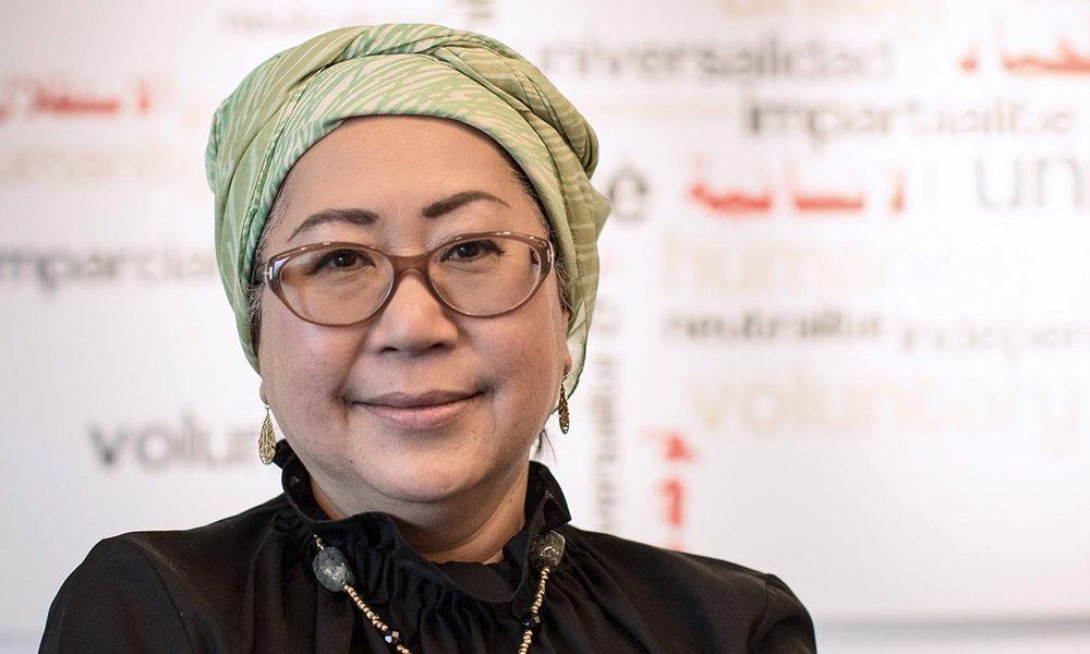 """ماليزية تحصد لأول مرة جائزة """"الآسيان 2019"""" لمساهماتها الإنسانية"""