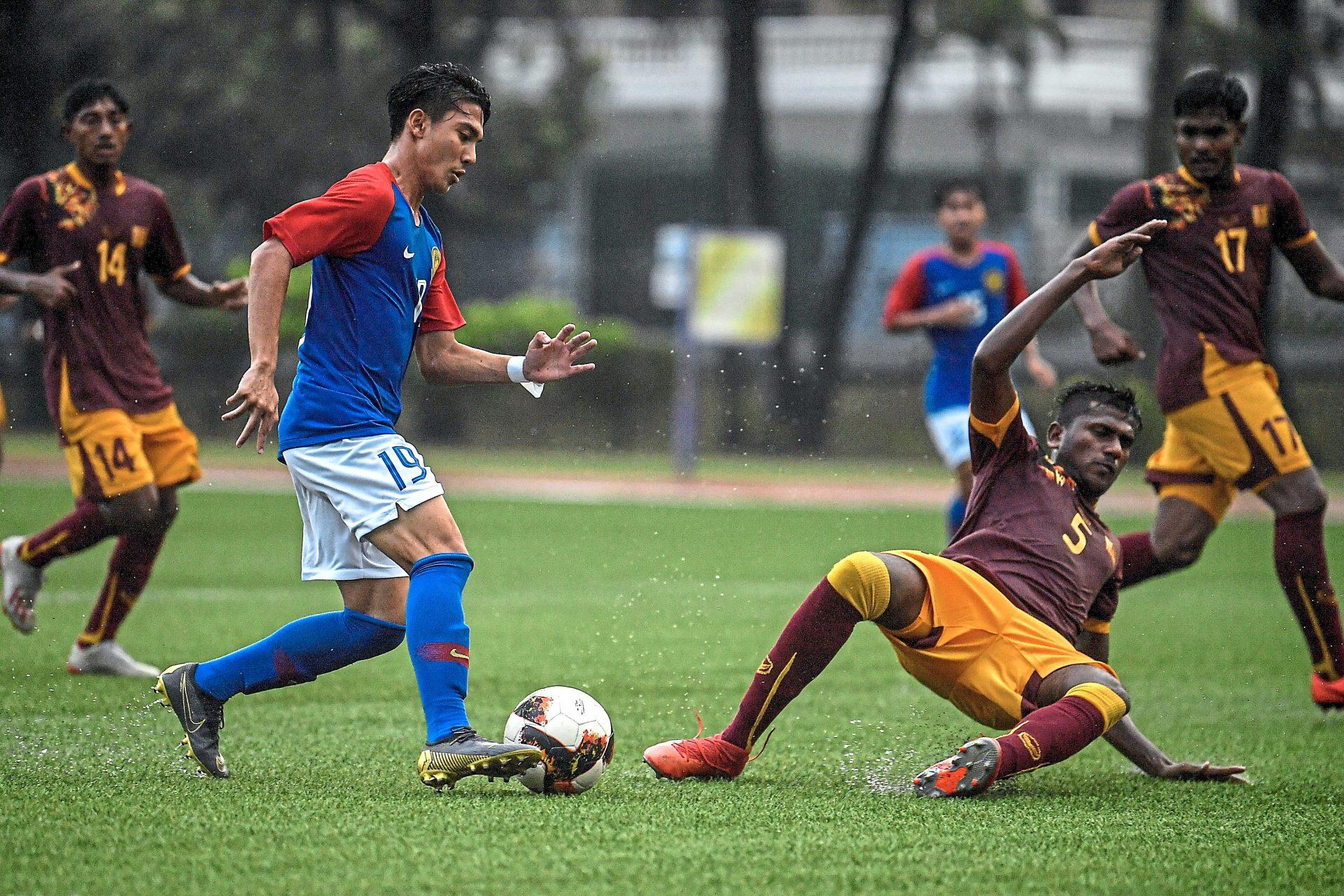 ماليزيا تتأهل لبطولة آسيا لكرة القدم تحت 19 سنة