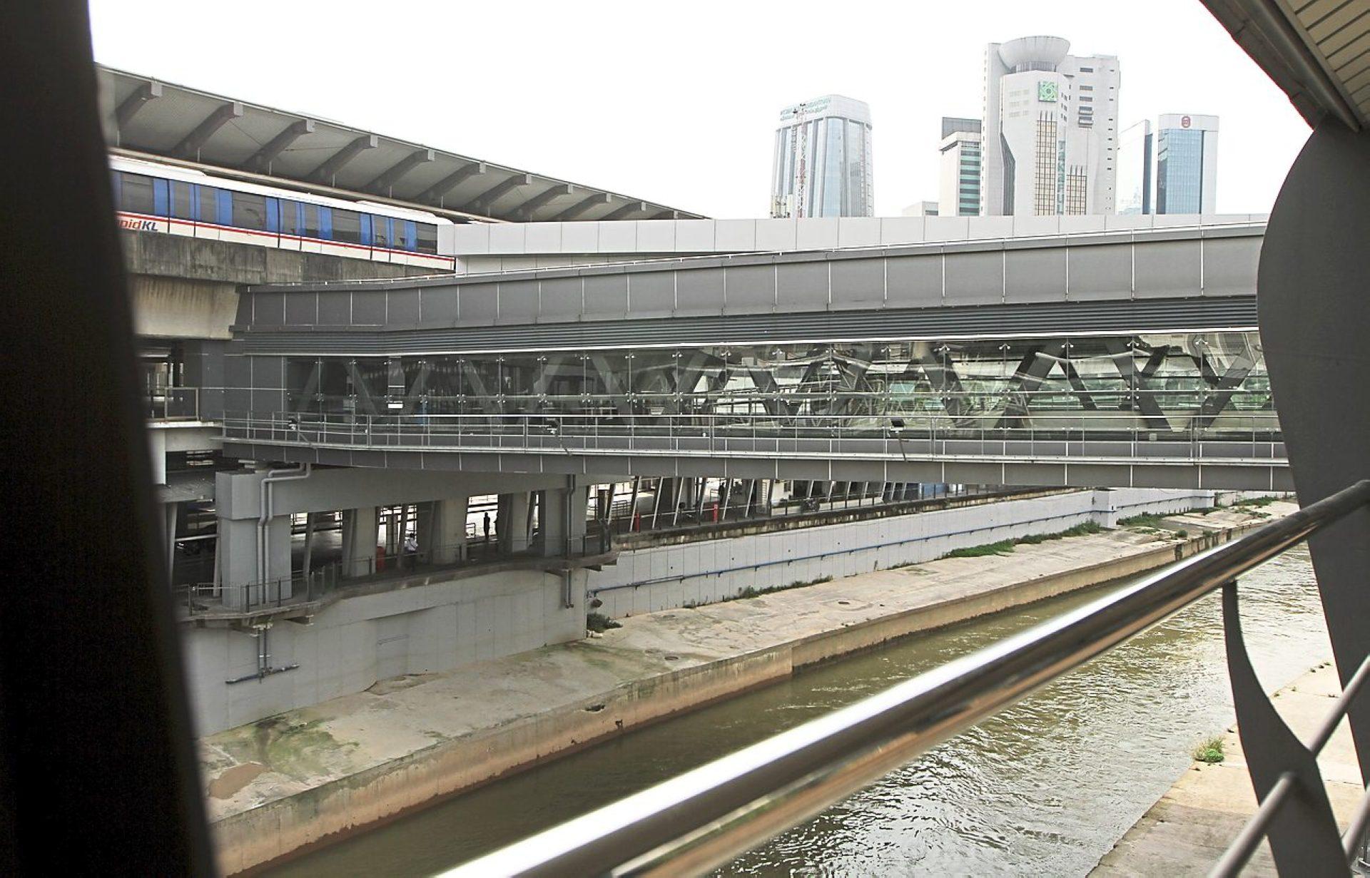 """""""بازار سيني"""" تتحوّل إلى محطة قطارات مركزية"""