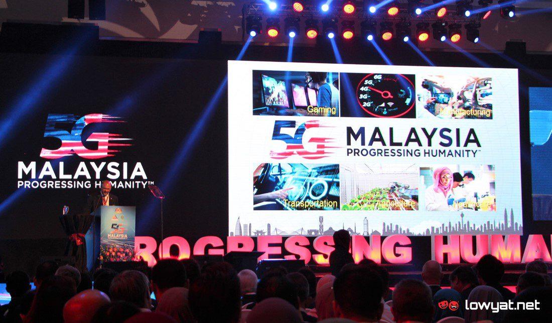 ماليزيا تتوقع إطلاق تكنولوجيا الجيل الخامس منتصف 2020