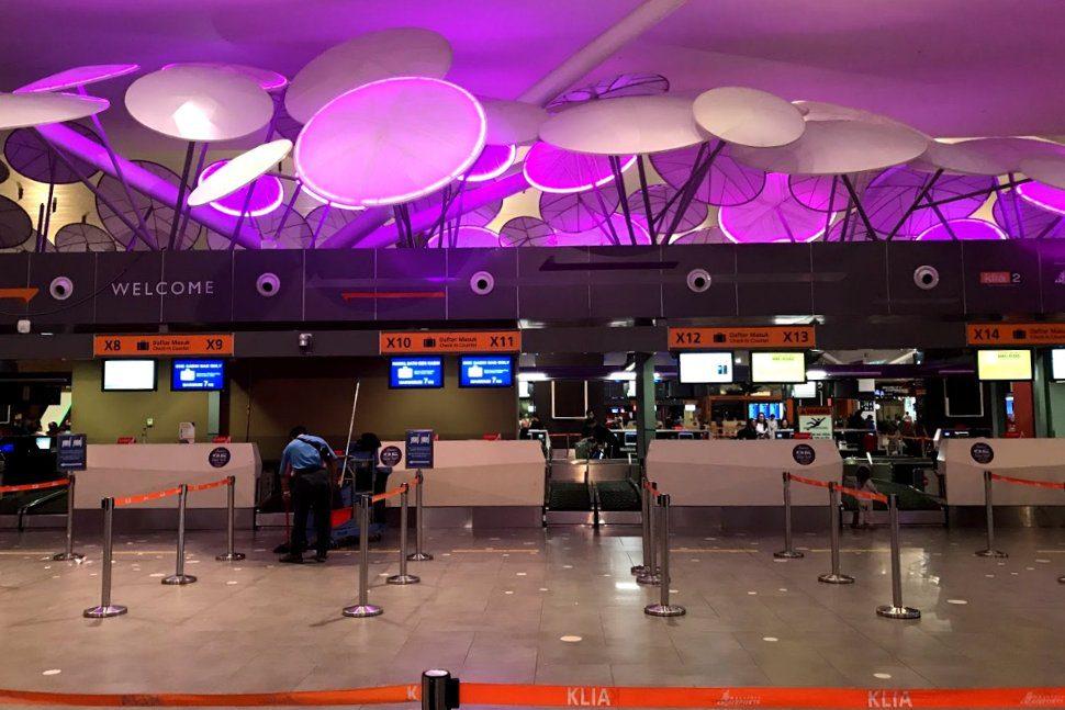 ماليزيا تعيد هيكلة مطار كوالالمبور لتسهيل سفر السُّياح