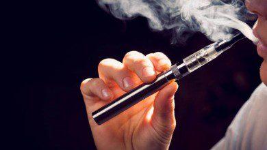 صورة مرض غامض مرتبط بالسجائر الالكترونية يظهر في ماليزيا