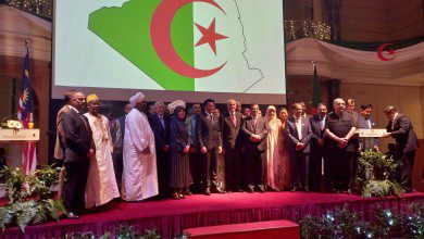 صورة السفارة الجزائرية في كوالالمبور تحتفل بالعيد الوطني الـ 65