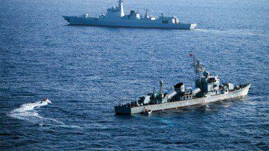 """Photo of مناورات عسكرية بحرية بين الصين ودول """"الآسيان"""" قريبًا"""