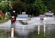 Photo of تجدد تحذيرات الأرصاد الجوية الماليزية من سوء حالة الطقس في ولاية جوهور