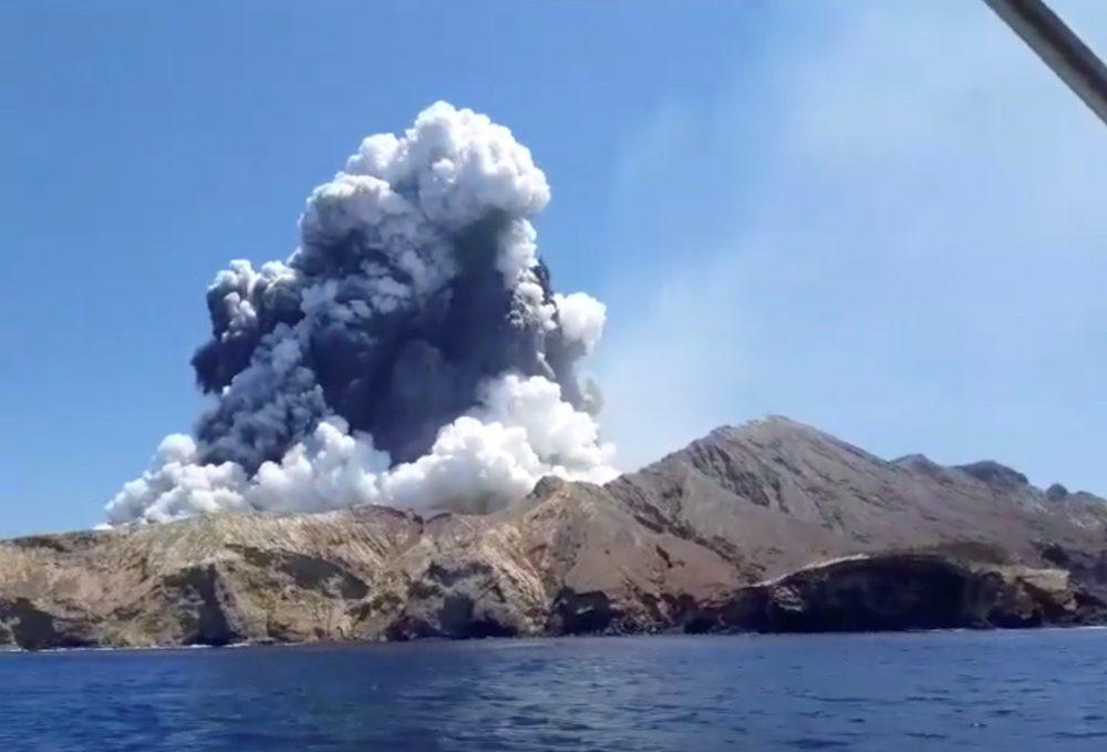 ماليزيون بين المفقودين والمصابين من ثورة بركان في نيوزلندا