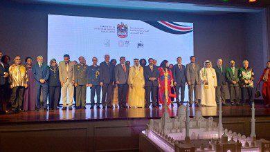 صورة سفارة الإمارات تحتفل باليوم الوطني الـ 48