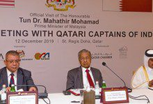 Photo of مهاتير: ماليزيا وجهة مثالية للمستثمرين القطريين