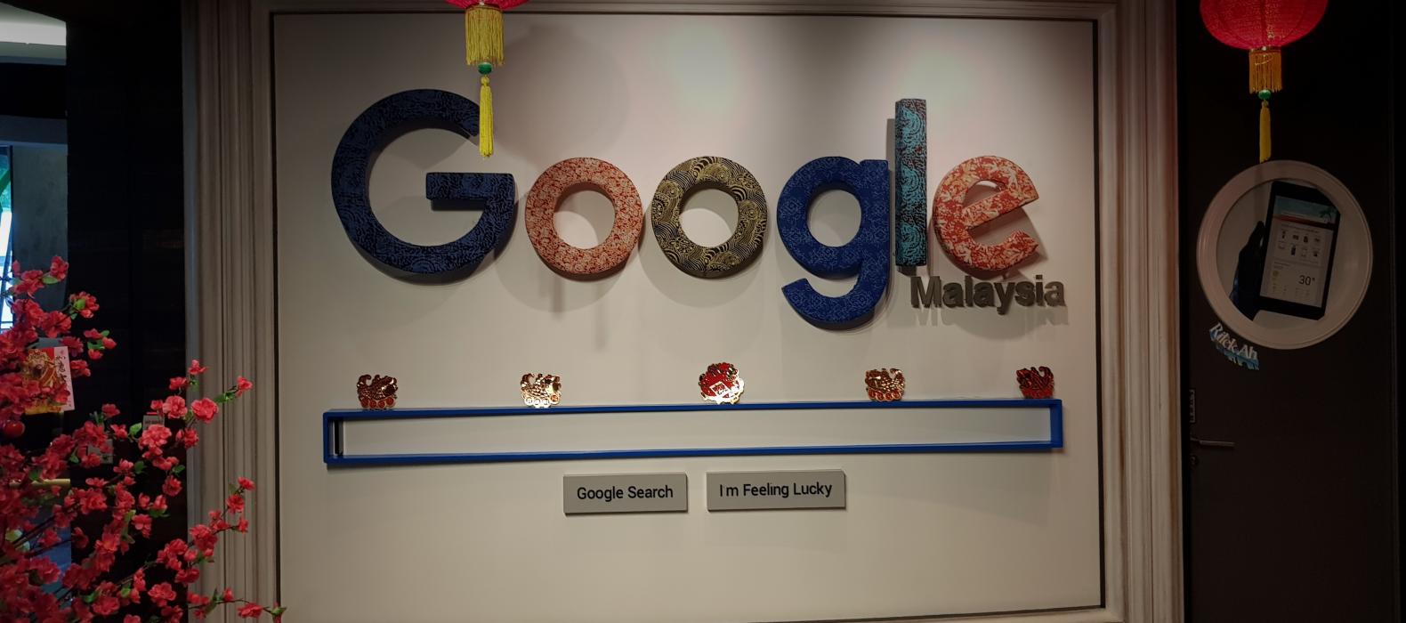 """6 ٪ ضريبة على منتجات """"جوجل"""" في ماليزيا بدءًا من يناير"""