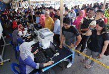 Photo of بعد خصم 50% على قيمتها.. شرطة المرور الماليزية تجبي مخالفات بقيمة 42 مليون رينجيت
