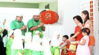 Photo of ماليزيا تحتفل برأس السنة الصينية والحكومة تهنئ وتعتبرها فرصة للمحبة والتقارب