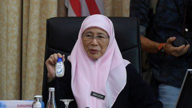 صورة الحكومة الماليزية تدعو لعدم الذعر وتناقل الإشاعات وتؤكد سيطرتها على كورونا