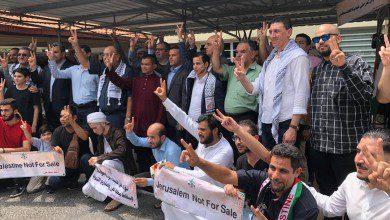 "Photo of السفارة الفلسطينية في ماليزيا تنظم وقفة احتجاجية ضد ""صفقة القرن"""
