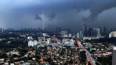 Photo of تشمل 7 ولايات… الأرصاد الجوية تحذر من عواصف رعدية اليوم