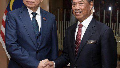 صورة ماليزيا وفيتنام تتباحثان قضايا الأمن والمياه