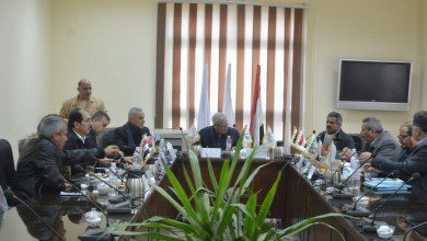 Photo of ختام اجتماعات عمداء كليات الآداب العربية بآداب المنصورة
