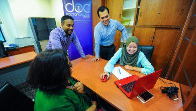 Photo of لمواجهة فيروس كورونا..  الصحة الماليزية تطلق خدمة الاستشارة المجانية