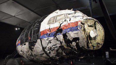 صورة عوائل 298 ضحية للطائرة الماليزية المنكوبة بانتظار محاكمة المتورطين