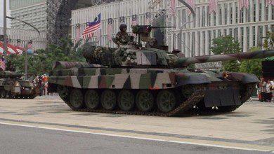 صورة هل تعلن ماليزيا حالة الطوارئ بعد نزول الجيش؟