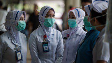صورة ارتفاع وفيات فيروس كورونا في ماليزيا إلى 16