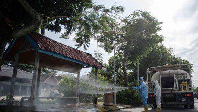 صورة ارتفاع المناطق الأكثر خطورة بسبب كورونا في ماليزيا إلى 28