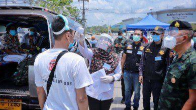 صورة منهم 487 مصاباً.. الصحة الماليزية تستخدم أفضل تقنيات فحص كورونا للأجانب