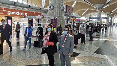 صورة ماليزيا تواصل تعاونها لإجلاء الرعايا الأجانب إلى بلدانهم