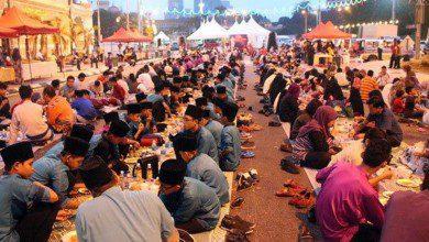 صورة رمضان ماليزيا هذا العام.. بلا تراويح ولا بازارات